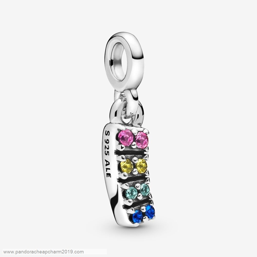 Pandora Specials My Pride Dangle Charm